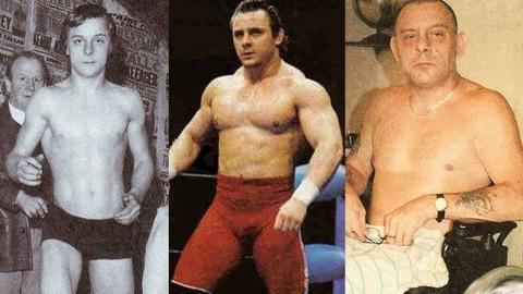 故・ダイナマイトキッドさんの鍛える前の肉体wwwww