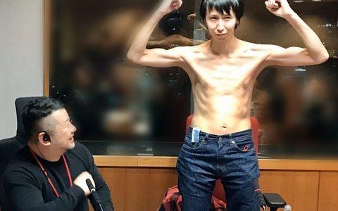 【朗報】アンガールズ山根、ガチで肉体改造してマッチョになってしまうw