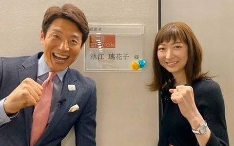 池江璃花子の新コーチに西崎勇さん就任 白血病の通院治療を継続しながら水中・筋力トレーニング