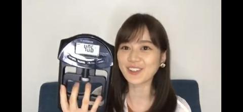 【画像】乃木坂46のエース生田絵梨花ちゃん、握力40kgを計測するwwwwwwwwwwwwwww