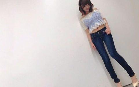 【朗報】指原莉乃(27)、圧倒的存在感の美脚を惜しげもなく披露!
