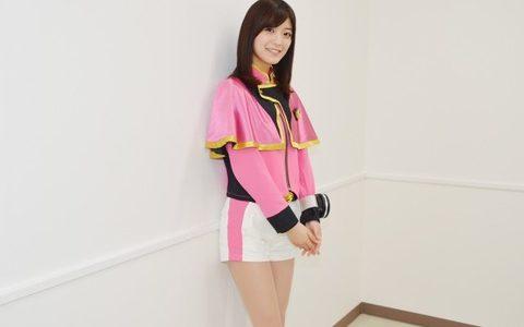 【朗報】「キラメイジャー」工藤美桜、キャミ姿で美脚披露wwwwwww