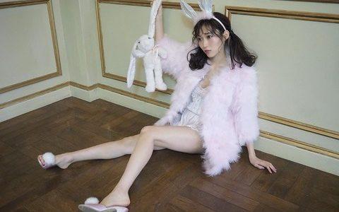 「天使すぎて死んだ!」「うさまほ最高かよ」 山口真帆さんの美脚ショットが大反響wwwwwww