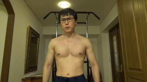 高須クリニック院長の息子の肉体wwwww