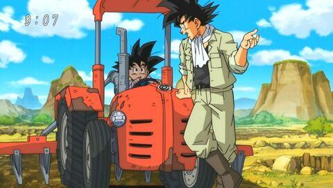 悟空って格闘家とか野球選手になればスターになれるのになんで農作業なんかしてんだ?