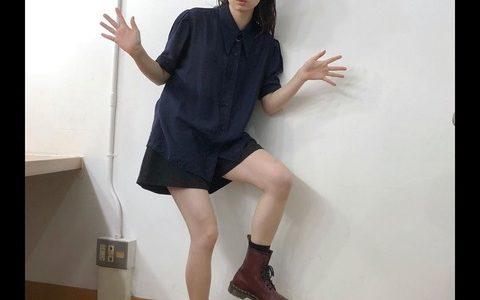 桜田ひより「私服で脚を出すのはレアです」ショートパンツで美脚「綺麗」