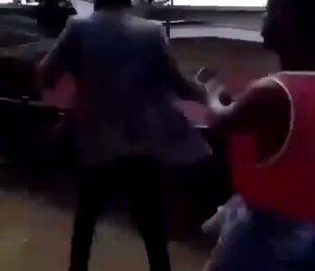 【動画】外人の喧嘩、ヤバすぎるwwwwwwwwwwww