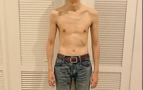 【速報】アンガールズ山根、8キロ増え筋肉が付き始める