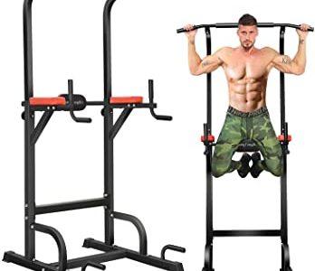 懸垂器「鍛えられます。ディップスできます。腹筋も鍛えられます」←買わない理由ある?