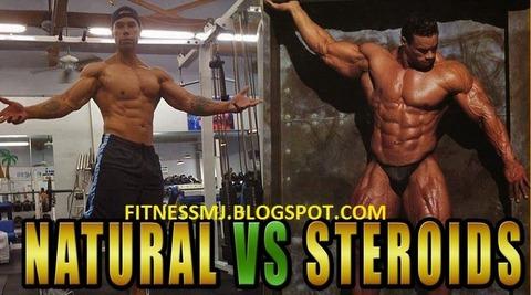 ナチュラルでつく筋肉の限界ってどこ?