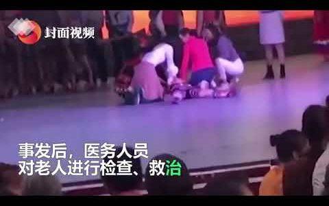 【閲覧注意】非情! ダンス中に突然倒れ死亡、他のメンバーはまたいで踊り続ける