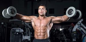 三角筋だろうと二頭だろうと筋肉を  成長させるのは「重いものを動かす」こと