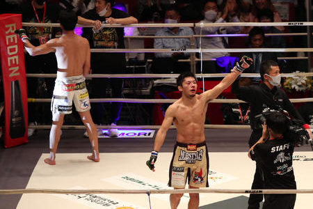 朝倉未来「次やったら勝ちますよ」 斎藤裕との再戦希望=RIZIN.25