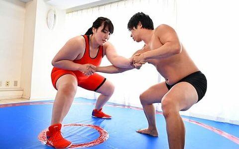 【朗報】身長175cmの処女女優がデビュー!女子レスリングの元オリンピック候補生「自分より強い相手にゾクゾクするんです!」