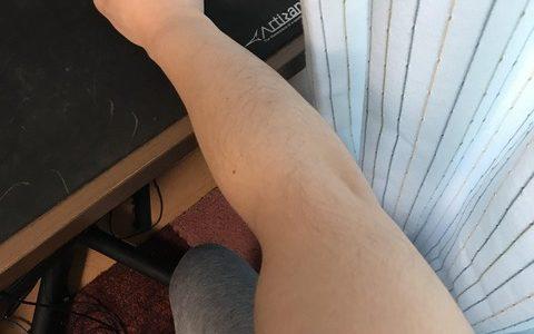 ワイの筋トレ直後の腕wwwwwwwwwwwwwww