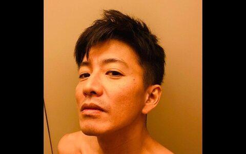 木村拓哉「風呂に入ります」 インスタで突然の肉体美披露にファン騒然「サービスショット」