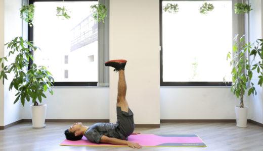腹筋を鍛える筋トレ「レッグレイズ」の正しいフォーム、効果的なやり方