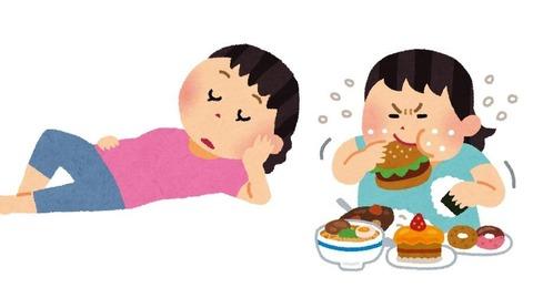 【悲報】運動 ガンの原因だった 食っちゃ寝が正しいのか?