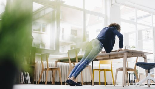 集中力が切れたときは「2分間の運動」が効果的。勉強や仕事の効率を上げる方法とは