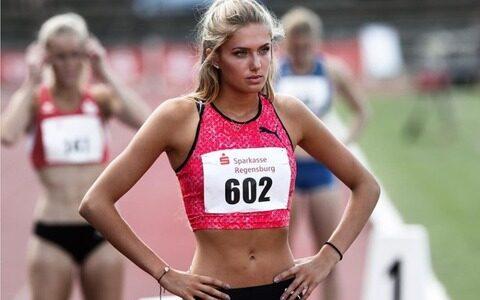 女子選手が露出度の高いユニフォームを着るのは空気抵抗を減らすためであってファンサービスではない。性的な写真撮るなと文春