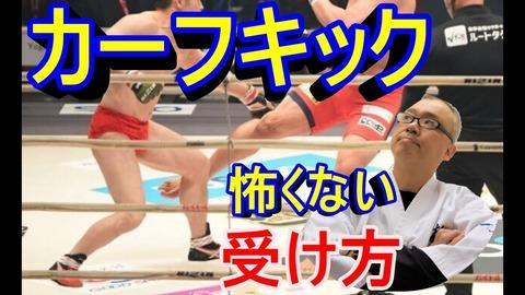 【悲報】カーフキック、格闘技最強技に上り詰める