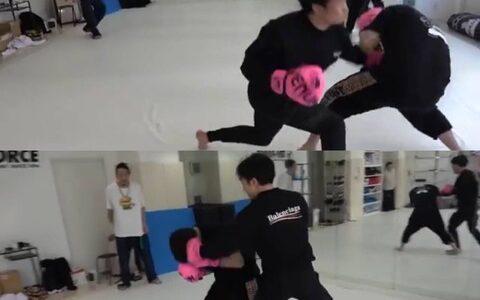 【朗報】格闘家YouTuber「朝倉未来」さん、素人をボッコボコにし、格の差を見せつけるwwwwwwwwwwwwwww