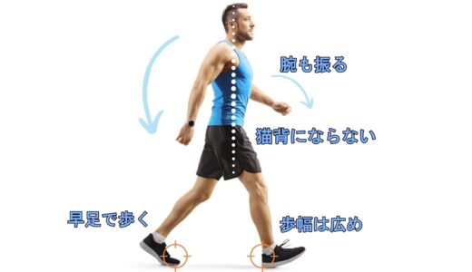 """ランニングとウォーキング、どっちがダイエットに効果的?ポイントは""""速度""""と""""歩幅"""""""