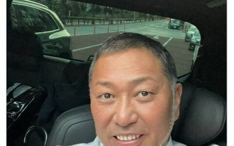 【朗報】清原和博さん、ダイエットに成功し痩せる