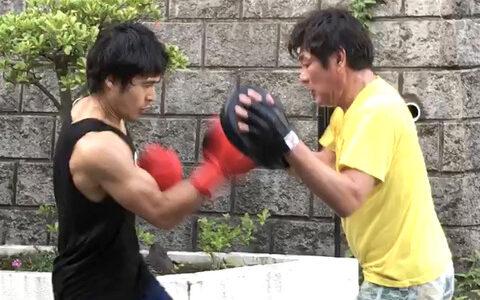赤井英和ジュニア英五郎ボクシングプロデビュー「父の記録を一つでも更新して世界を目指したい」 ミドル級でデビュー