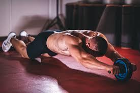 結局さ、腹筋ローラーが一番腹筋に効くじゃんか。