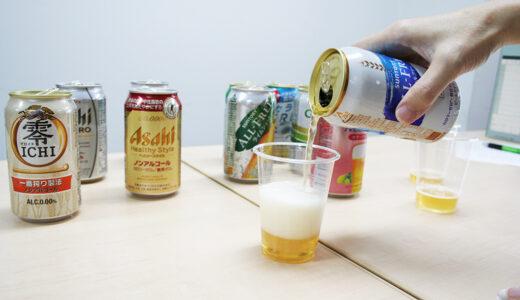 トレーニング後、ノンアルコールビールは飲んでいい?管理栄養士が解説