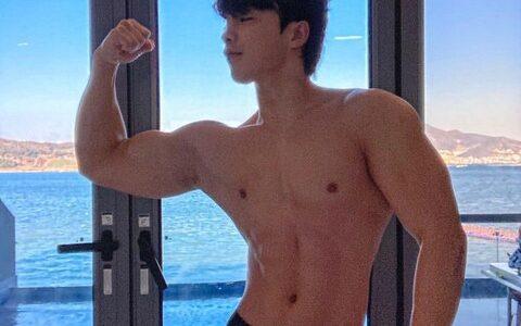 【画像】マッチョな韓国人男性が好きなゲイ