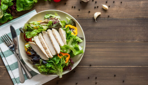 筋トレ民向け「鳥むね肉」の食べ方。柔らかくする方法は?タンパク質の吸収率を高めるには?栄養士が解説