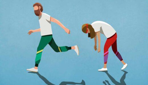 トレーナー直伝!ランニングやジョギングを続けるコツ│走るのに飽きたり、三日坊主でやめた人が再開する方法