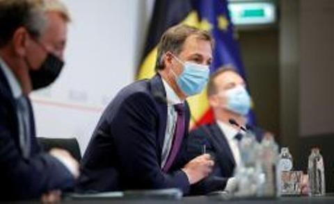 【ワクチン普及】 ベルギー 「屋内飲食」 6月解禁へ、文化・スポーツ行事も
