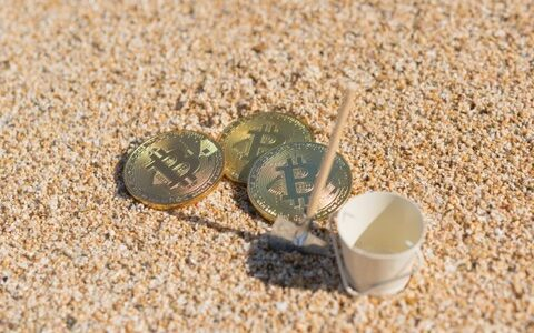 ビットコイン、5月は過去2番目の下落率に
