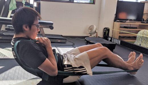 腹筋と背中を鍛えるチューブトレーニング│筋トレをキツくしたいなら「ゴムバンド」を活用せよ