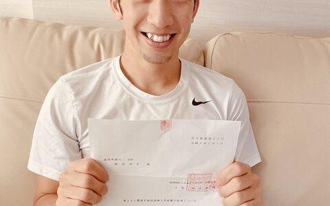 【画像】元西武・野田昇吾、半年で体重23kg減「プロスポーツ選手でいたかった」