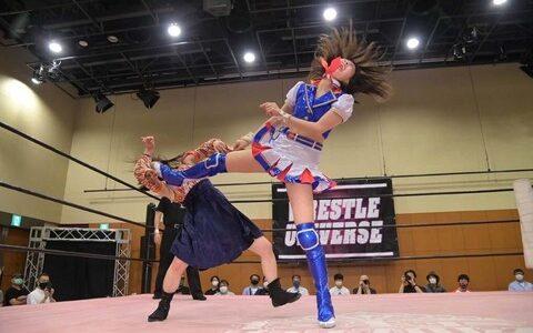 【朗報】SKE48のプロレスラー荒井優希が遂に勝ちブックを貰う