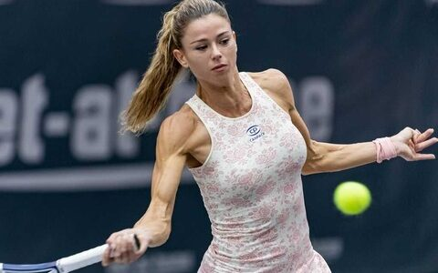 筋肉が劇画みたいになってる女のテニス選手がおるwwwww