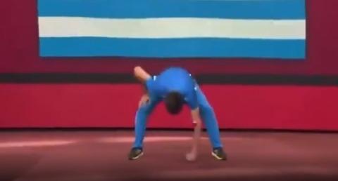 【朗報】オリンピックのアスリート達、選手入場でワンピースのキャラになりきるwwww