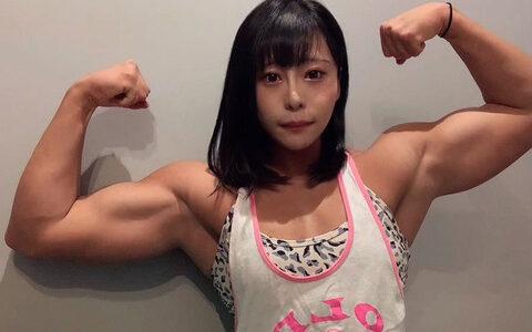「アイドル顔なのにマッチョ」 衝撃ギャップで話題の筋肉美女に会ってきた