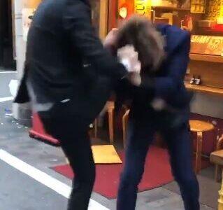 【動画】もやし同士の喧嘩が想像以上に激しいwwwwwwww
