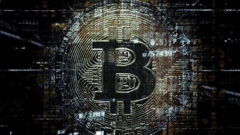 【仮想通貨】ビットコイン下落、一時4万3000ドル割れ-中国恒大を巡る懸念が波及