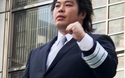 へずまりゅうの〝みそぎマッチ〟が急きょ決定 素人格闘技戦でリングデビュー