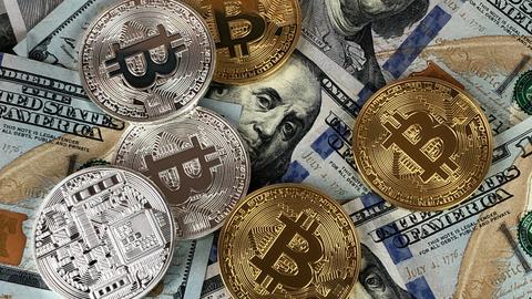 ワシ、ビットコインを現金化する。