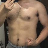筋肉量が増えるほど体脂肪率が同じなら顔デブに…
