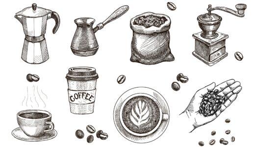 カフェインに期待できる6つの効果と、朝コーヒーのメリット